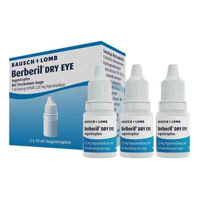 Berberil Dry Eye Augentropfen  bei juvalis.de bestellen