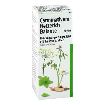 Carminativum Hetterich Balance Tropfen zum Einnehmen   bei juvalis.de bestellen