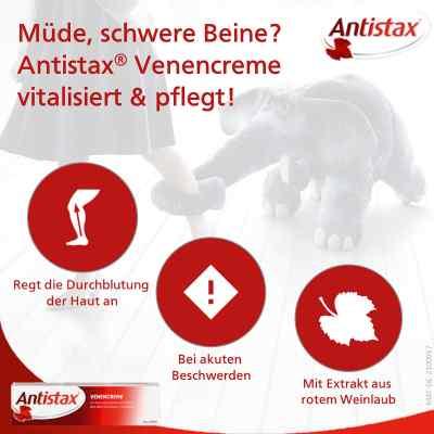 Antistax Venencreme bei schweren & geschwollenen Beinen  bei juvalis.de bestellen