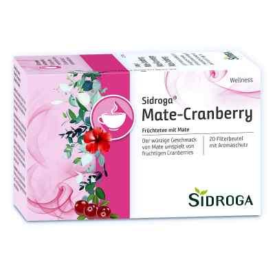 Sidroga Wellness Mate-cranberry Tee Doppelkammerb.  bei juvalis.de bestellen