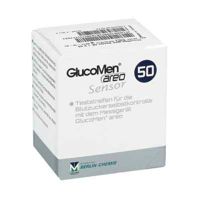 Glucomen areo Sensor Teststreifen  bei juvalis.de bestellen