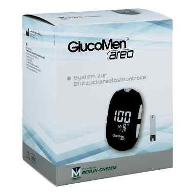 Glucomen areo Blutzuckermessgerät Set mg/dl  bei juvalis.de bestellen