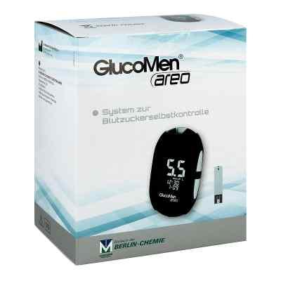 Glucomen areo Blutzuckermessgerät Set mmol/l  bei juvalis.de bestellen
