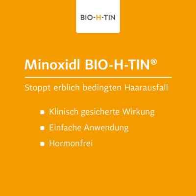 Minoxidil BIO-H-TIN-Pharma 50mg/ml Männer  bei juvalis.de bestellen
