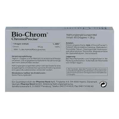 Bio Chrom Chromoprecise 50 [my]g Dragees  bei juvalis.de bestellen