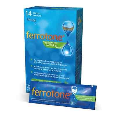 Ferrotone Eisen mit Apfelkonzentrat und Vitamin C  bei juvalis.de bestellen