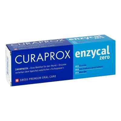 Curaprox enzycal zero Zahnpasta  bei juvalis.de bestellen
