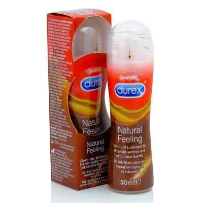 Durex Natural Feeling Gleit- und Erlebnisgel  bei juvalis.de bestellen