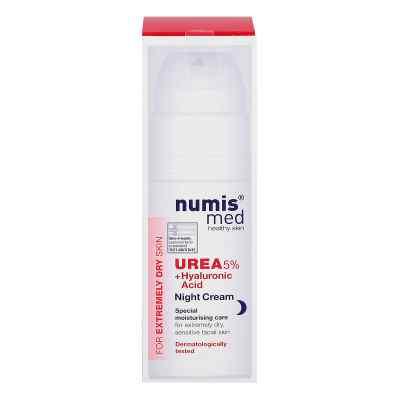 Numis med Urea 5% Nachtcreme+hyaluron  bei juvalis.de bestellen