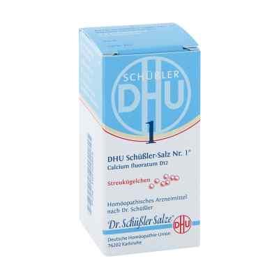 Biochemie Dhu 1 Calcium fluorat.D 12 Globuli  bei juvalis.de bestellen