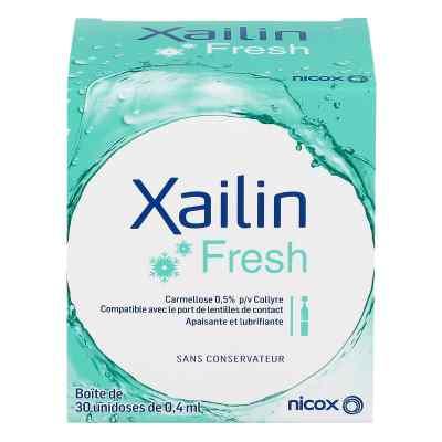 Xailin Fresh Augentropfen  bei juvalis.de bestellen