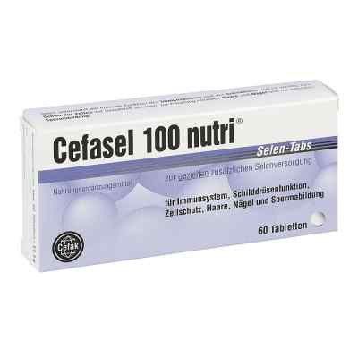 Cefasel 100 nutri Selen-tabs  bei juvalis.de bestellen
