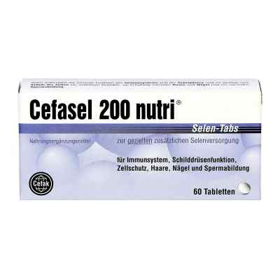 Cefasel 200 nutri Selen-tabs  bei juvalis.de bestellen