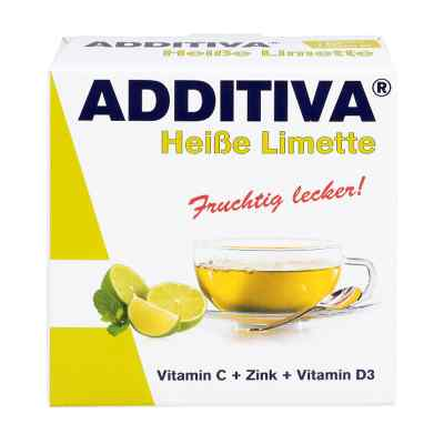 Additiva Heisse Limette Pulver  bei juvalis.de bestellen