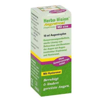 Herba-vision Augentrost Md sine Augentropfen  bei juvalis.de bestellen