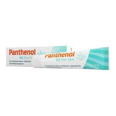 Panthenol Gel Aloe Vera  bei juvalis.de bestellen