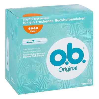 O.b. Tampons Original super  bei juvalis.de bestellen