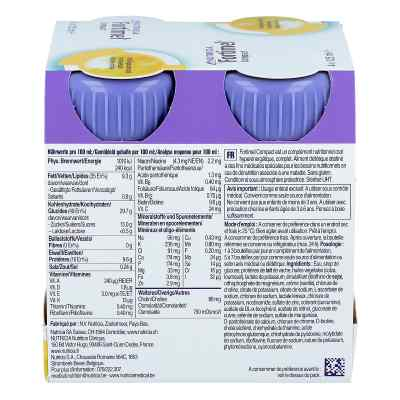 Fortimel Compact 2.4 Vanillegeschmack  bei juvalis.de bestellen