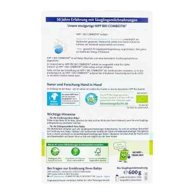 Hipp Pre Bio Combiotik 2060 Pulver  bei juvalis.de bestellen