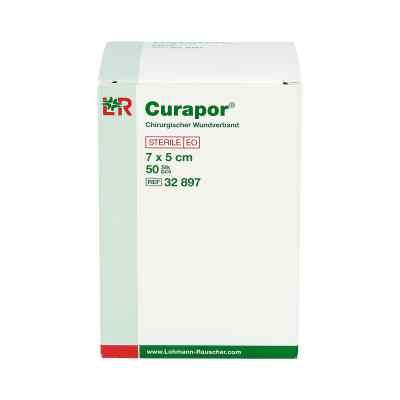 Curapor Wundverband steril chirurgisch 5x7 cm  bei juvalis.de bestellen