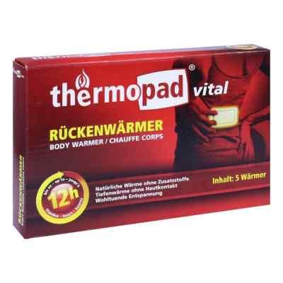Thermopad Rückenwärmer  bei juvalis.de bestellen