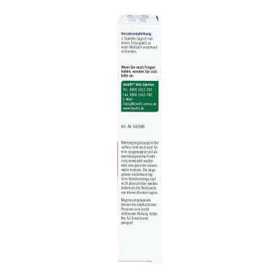 Taxofit Magnesium 600 Forte Depot Tabletten  bei juvalis.de bestellen