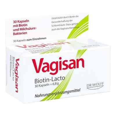 Vagisan Biotin-lacto Kapseln  bei juvalis.de bestellen