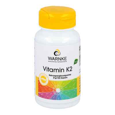 Vitamin K2 Kapseln  bei juvalis.de bestellen