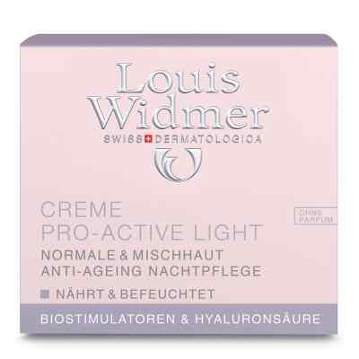 Widmer Creme Pro-active Light unparfümiert  bei juvalis.de bestellen