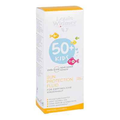 Widmer Kids Sun Protection Fluid 50 unparfümiert  bei juvalis.de bestellen
