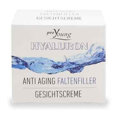 Proyoung Hyaluron Faltenfiller Gesichtscreme  bei juvalis.de bestellen