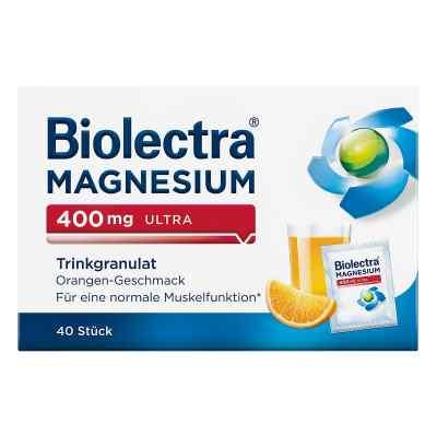 Biolectra Magnesium 400 mg ultra Trinkgran.orange  bei juvalis.de bestellen