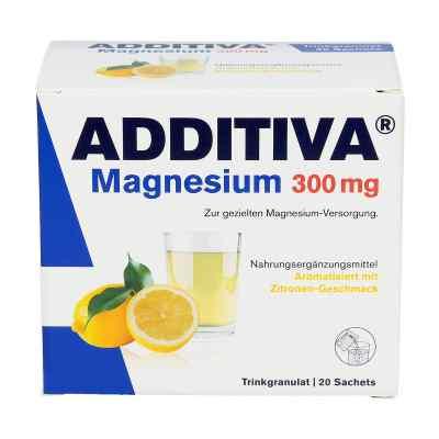 Additiva Magnesium 300 mg N Pulver  bei juvalis.de bestellen