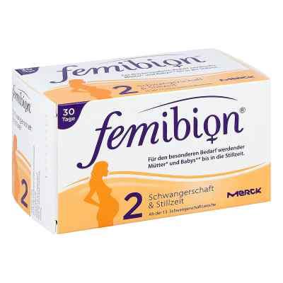 Femibion Schwangerschaft 2 D3+dha+400 [my]g Folat  bei juvalis.de bestellen