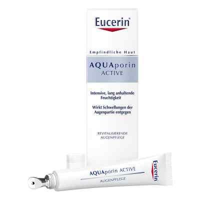 Eucerin Aquaporin Active Augenpflege Creme  bei juvalis.de bestellen