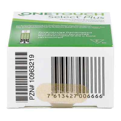 One Touch Selectplus Blutzucker Teststreifen  bei juvalis.de bestellen