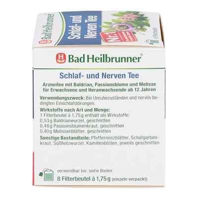 Bad Heilbrunner Schlaf- und Nerven Tee  bei juvalis.de bestellen