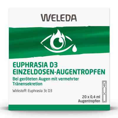 Euphrasia D3 Einzeldosen-augentropfen  bei juvalis.de bestellen