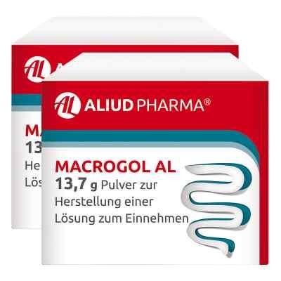 Macrogol AL 13,7 g Pulver  bei juvalis.de bestellen