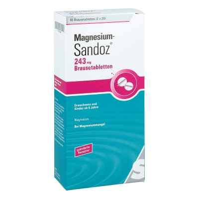 Magnesium Sandoz 243 mg Brausetabletten  bei juvalis.de bestellen