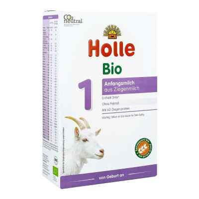 Holle Bio Anfangsmilch 1 auf Ziegenmilchbasis  bei juvalis.de bestellen