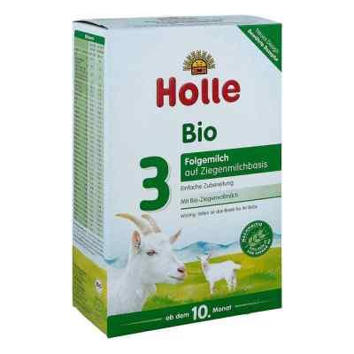 Holle Bio Folgemilch 3 auf Ziegenmilchbasis Pulver  bei juvalis.de bestellen