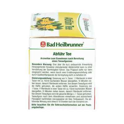 Bad Heilbrunner Abführ Tee  bei juvalis.de bestellen