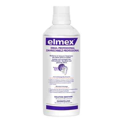 elmex ZAHNSCHMELZSCHUTZ PROFESSIONAL Zahnspülung, Mundspülung  bei juvalis.de bestellen