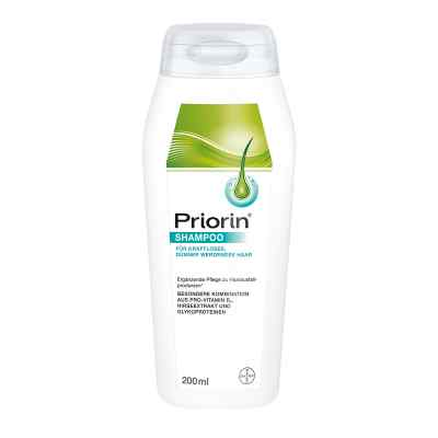 Priorin Shampoo - ergänzende Pflege für kraftloses Haar  bei juvalis.de bestellen