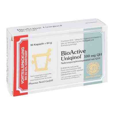 Bio Active Uniqinol 100 mg Qh Kapseln  bei juvalis.de bestellen