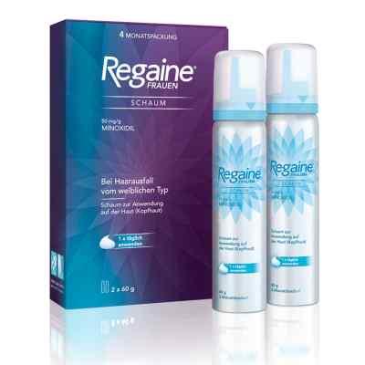 Regaine Frauen Schaum 50 mg/g  bei juvalis.de bestellen