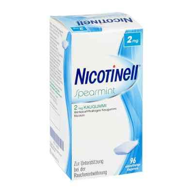 Nicotinell Kaugummi 2 mg Spearmint  bei juvalis.de bestellen