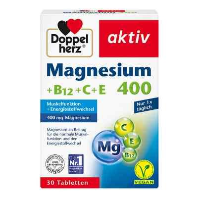 Doppelherz Magnesium 400+b12+c+e Tabletten  bei juvalis.de bestellen