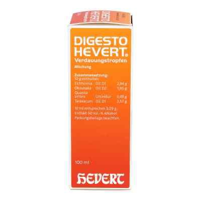 Digesto Hevert Verdauungstropfen  bei juvalis.de bestellen